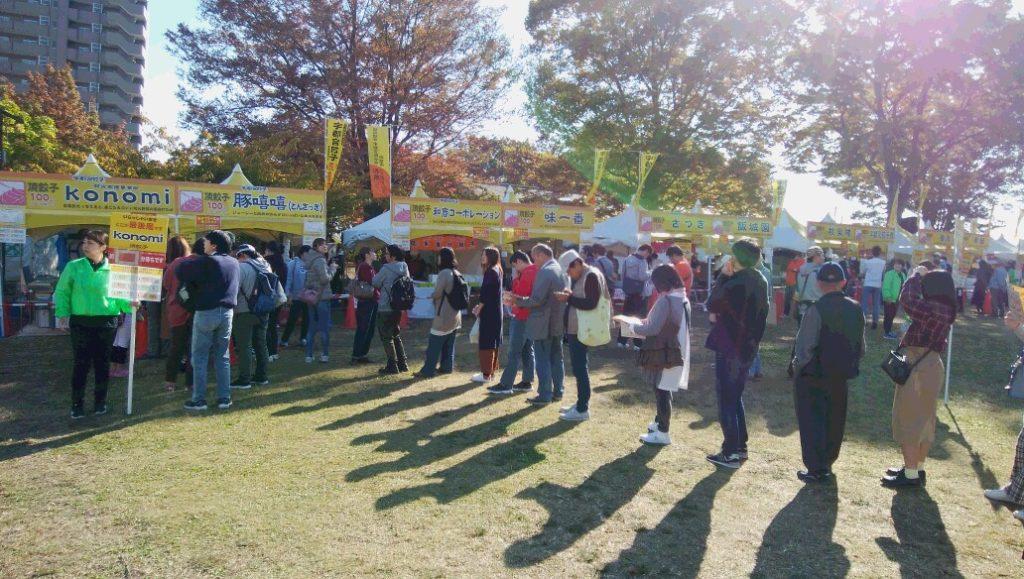 20th utsunomiya gyoza festival 3