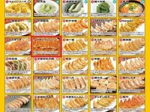 20th utsunomiya gyoza festival shops